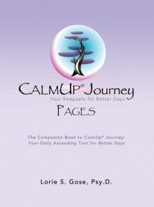 CalmUp® Jouney Pages