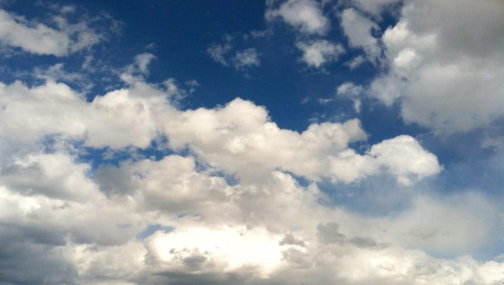 CalmUp® photo of clouds in Breckenridge