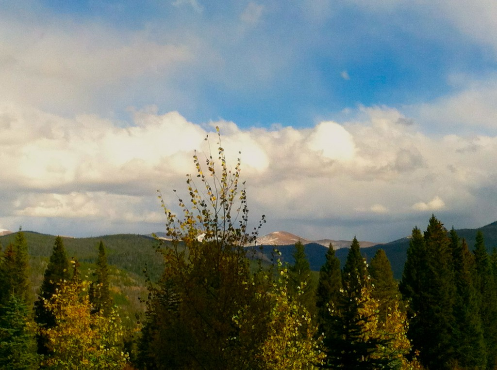CalmUp® photo of majestic mountain